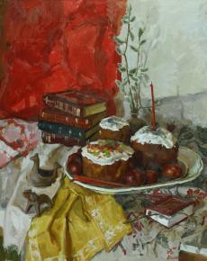 Анна Боганис. Пасха Красная