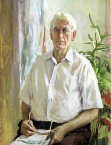 Анна Боганис. Портрет дедушки